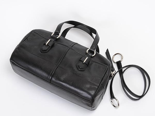 コーチ ハンドバッグ17803黒