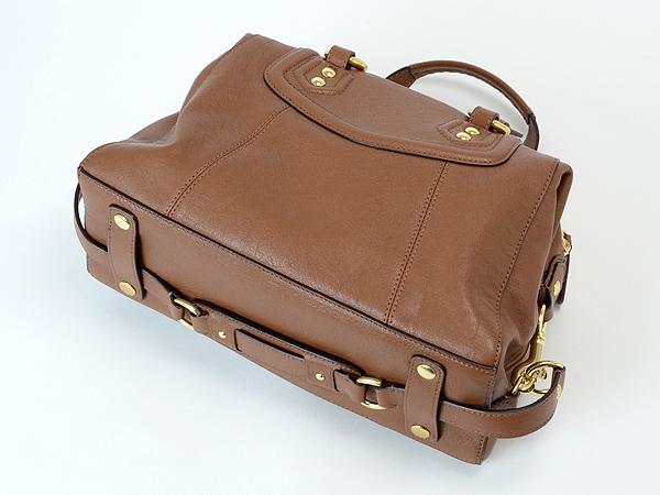 コーチ ハンドバッグ 19247B4SD 茶色