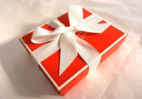 2012年COACHクリスマスギフトボックス