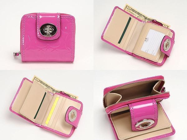 buy popular 4b127 017e4 コーチ ミニ財布特集|かわいいサイズの最新トレンド財布はこれ ...