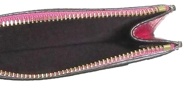 コーチ カードケース86089ピンクマルチ ポケット