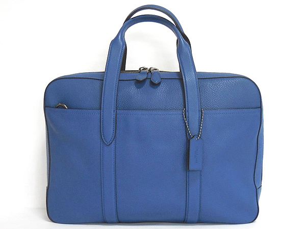 コーチ メンズ ビジネスバッグ72318青