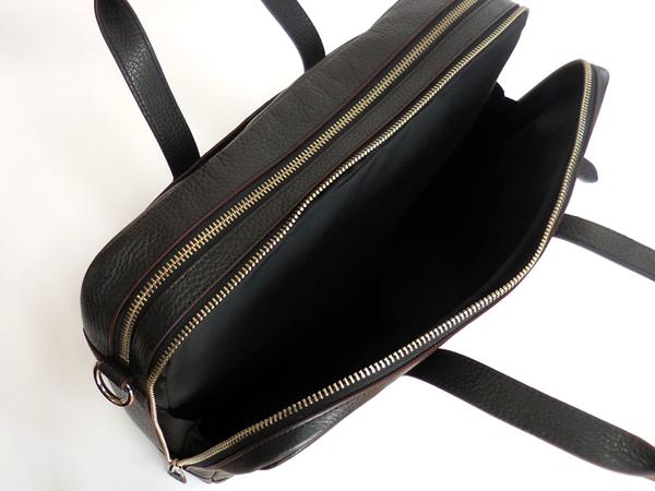 コーチ メンズ ビジネスバッグF11312黒 書類ポケット