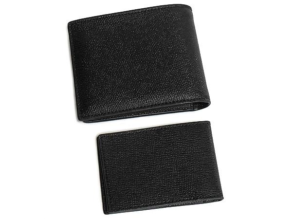 コーチ メンズ F59112黒 パスケースと財布 背面