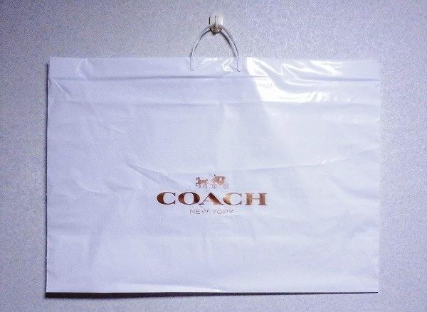 コーチ アウトレット超大型ショップバッグ