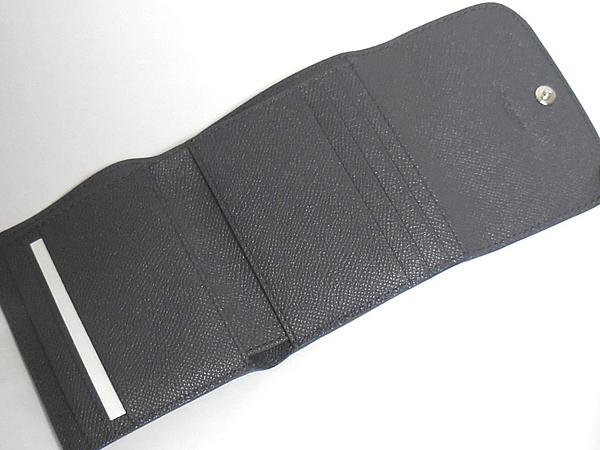 コーチ コンパクト財布F15622ダスクブルー 内装