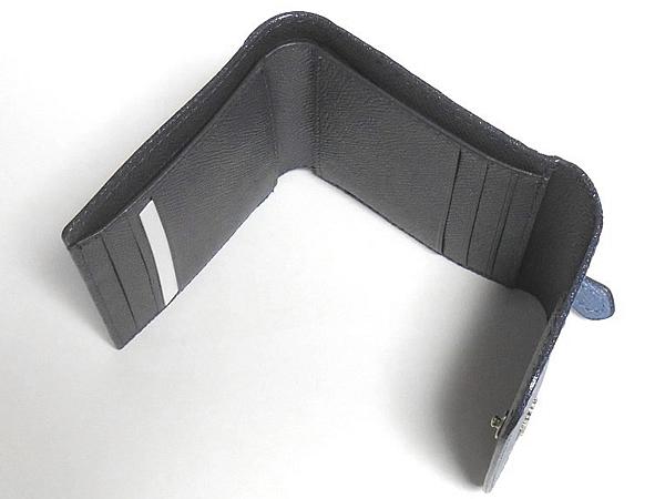 コーチ コンパクト財布F15622ダスクブルー 札入れ