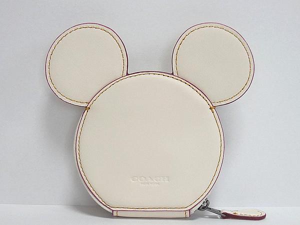 ミッキーマウス コインケース F59071白